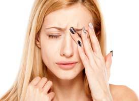 Боль в глазах - это симптом серьезного заболевания!